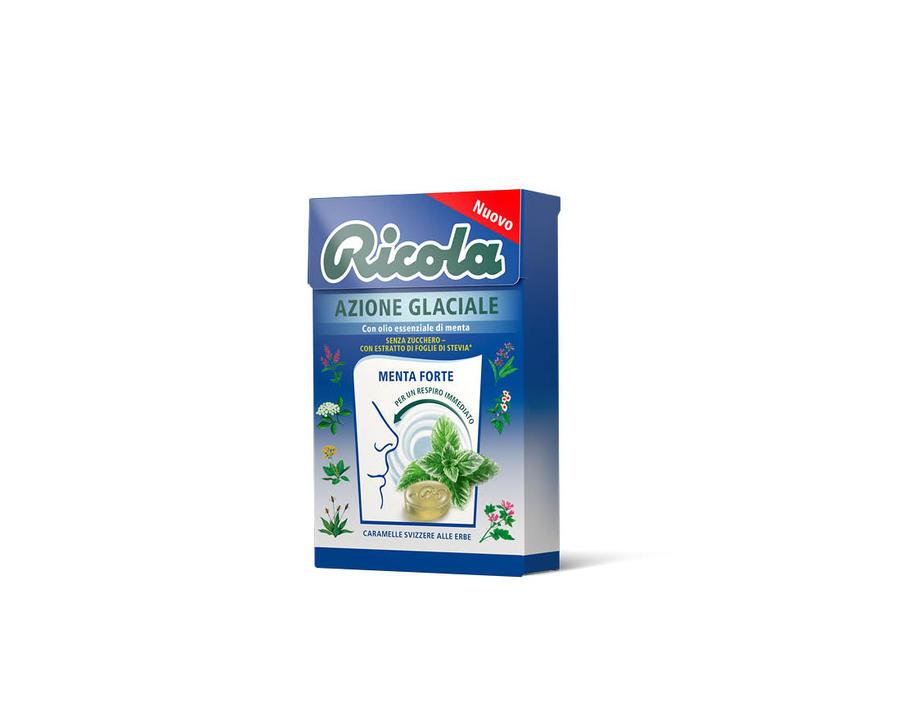 RICOLA ASTUCCI PZ 20 AZIONE GLACIALE