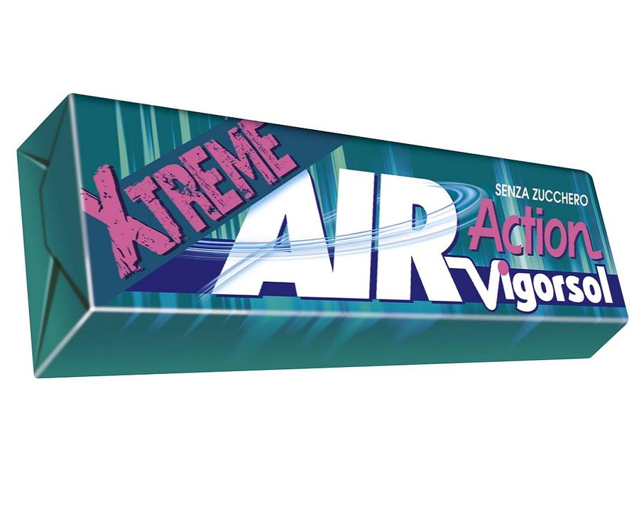 VIGORSOL AIR ACTION STICK PZ 40 EXTREME