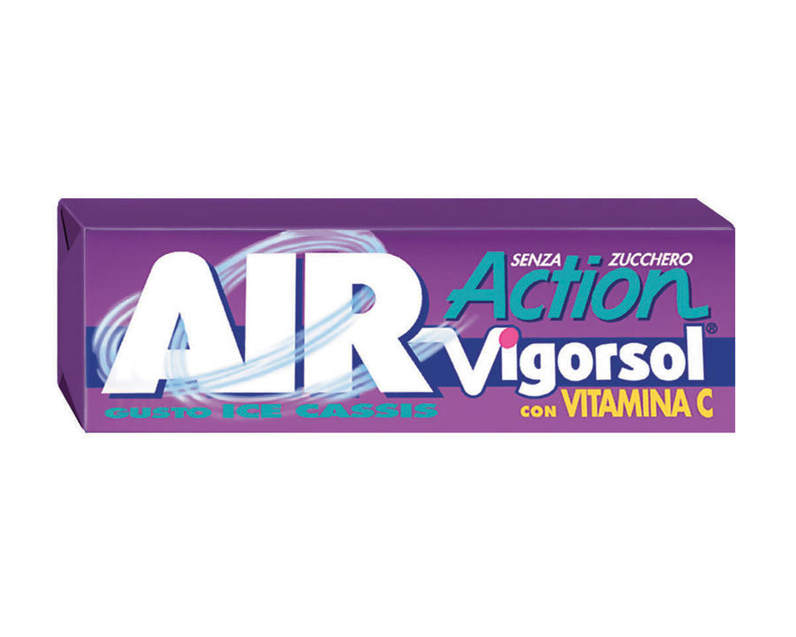 VIGORSOL AIR ACTION STICK PZ 40 CASSIS