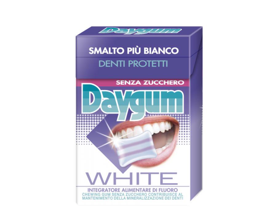 DAYGUM WHITE PZ 20