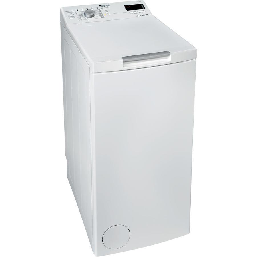 ARISTON lavatrice 7kg carica dall'alto A+++ 1200G WMTF722HCIT