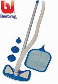 Kit manutenzione pulizia migliore tubo 32 piscina Bestway 58234