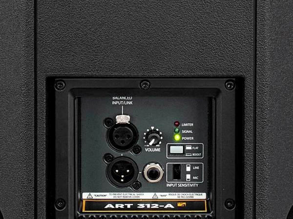 RCF Art 312-A MK4 - Diffusore Attivo a due vie