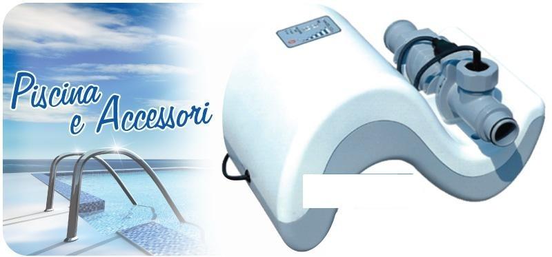 Generatore di cloro bestway clorinatore a sale da cucina per piscine 58216 Clorinatore Hydro Force