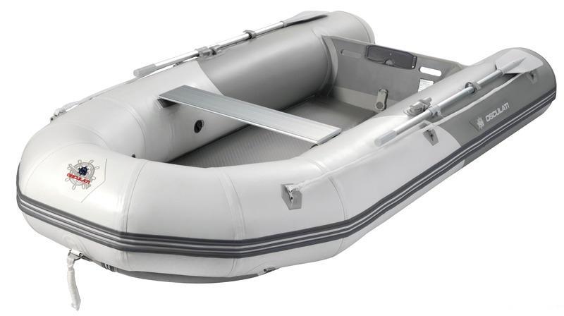 Tender Osculati 240 carena V gonfiabile - Offerta di Mondo nautica 24