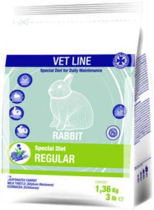 Cunipic VET LINE Regular Coniglio - Kg 1,36