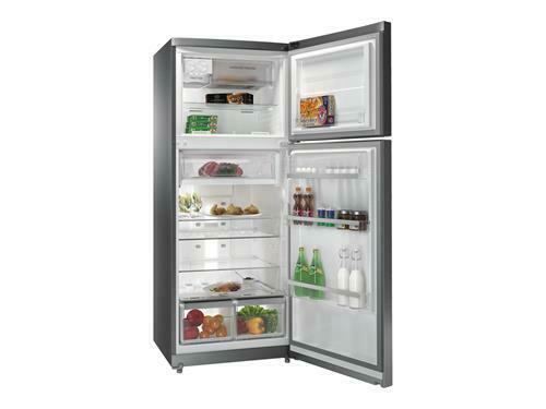 WHIRLPOOL frigorifero doppia porta 435lt A++ INOX No frost TTNF8212OX
