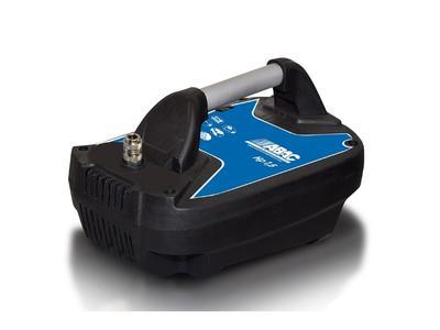 Compressore compatto elettrico portatile ABAC Compy O15 motore 1,5HP oilless