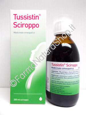 LOACKER TUSSISTIN® SCIROPPO