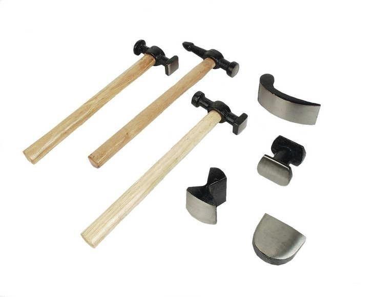 Kit per Carrozziere 7 accessori