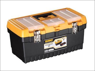 "Cassetta portautensili chiusura metallo ''mt-19""'' mm 486x267x242..."