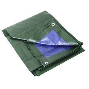 Telo Occhiellato colore verde 90gr/mq