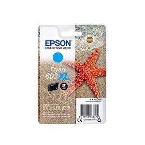 Cartuccia di inchiostro Epson Ciano serie 603XL Stella Marina