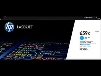 Cartuccia Toner Hp Ciano Laserjet 659X alta capacita'