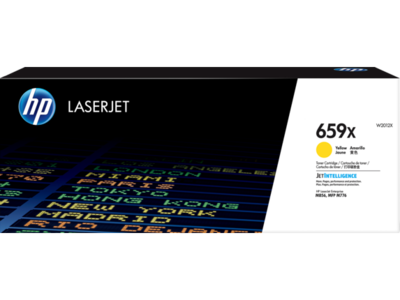 Cartuccia Toner Hp Giallo Laserjet 659X alta capacita'