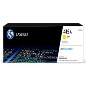Cartuccia toner Giallo 415A per HP Color LaserJet Pro M 454 Series/ Pro M 454 dn