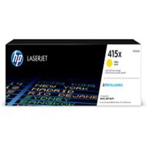 Cartuccia toner Giallo 415X per HP Color LaserJet Pro M 454 Series/ Pro M 454 dn
