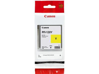 Cartuccia Canon Giallo PFI-120C-130ml