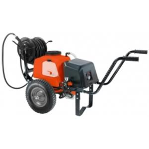 Pompa a carriola a batteria 40 l STOCKER art 301