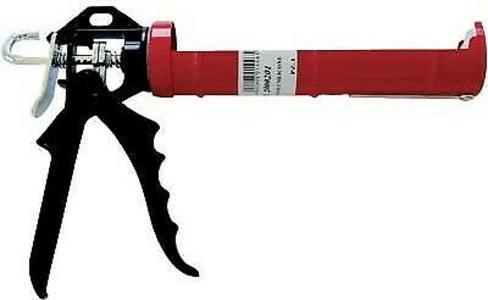 Pistola per cartucce silicone ''extra'' mm 240.