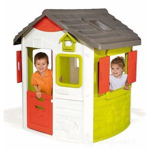 Casetta da giardino per bambini NEO JURA LODGE modulare (7600810500)