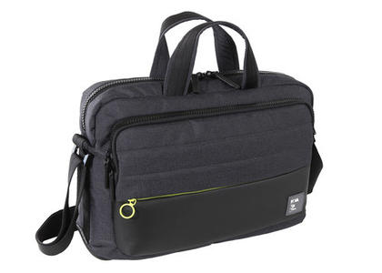 Borsa 2 manici porta PC e iPad con Power Bank in omaggio Colore Nero - Linea Passenger