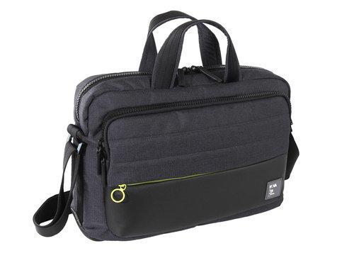 Borsa 2 manici porta PC e iPad con Power Bank in omaggio Colore Nero - Linea Passenger