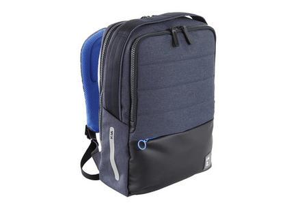 Zaino porta PC e Ipad con Power Bank e Cavetto in Omaggio Colore Blu - Linea Passenger