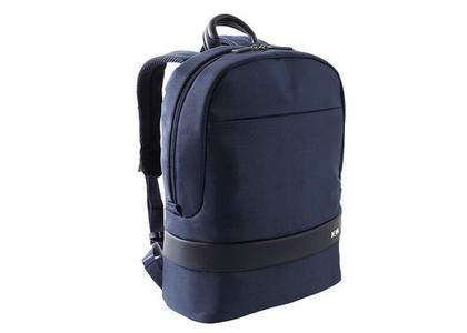 Day Pack - Zaino porta computer e porta Ipad Colore Blu Notte - Linea Easy +