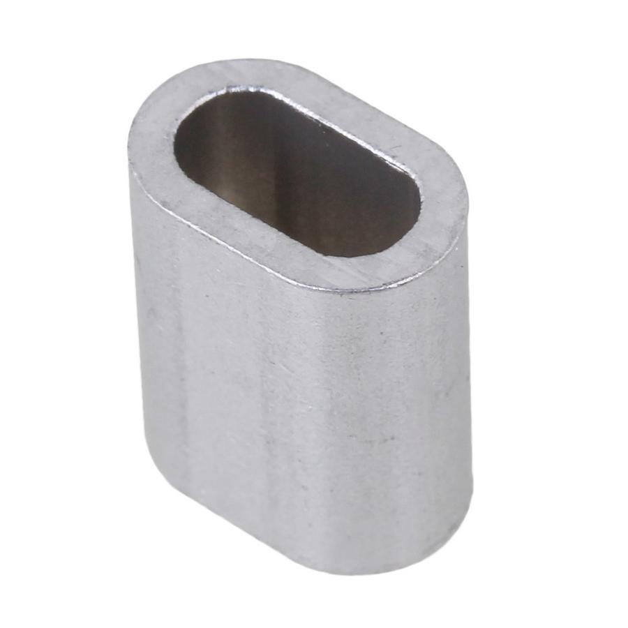 Morsetto in alluminioper filo in teflon mm4