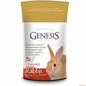 Genesis Alfalfa Rabbit Food - 15,00 Kg.