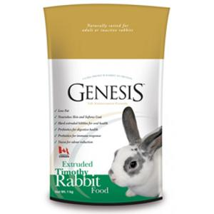 Genesis Timothy Rabbit Food - 1,00 Kg