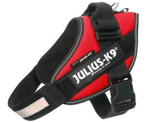 Julius K9 IDC Powerharness Pettorine Per Cani Rossa Taglia 1 L 63-85cm