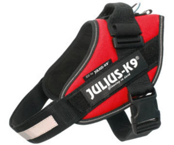 Julius K9 IDC Powerharness Pettorina Per Cani Rossa Taglia 2 XL 71-96cm