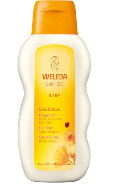 Weleda Baby Calendula Crema Fluida