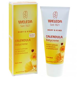 Weleda Baby Crema Corpo Calendula