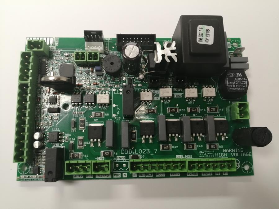 SCHEDA ELETTRONICA  RDS cod 55300