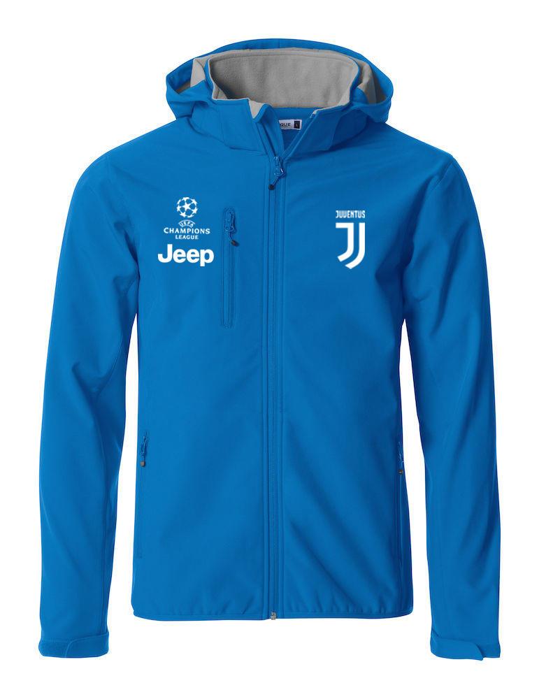 L JUVENTUS Giacca Piumino Imbottito Softshell Juventus Prodotto ...