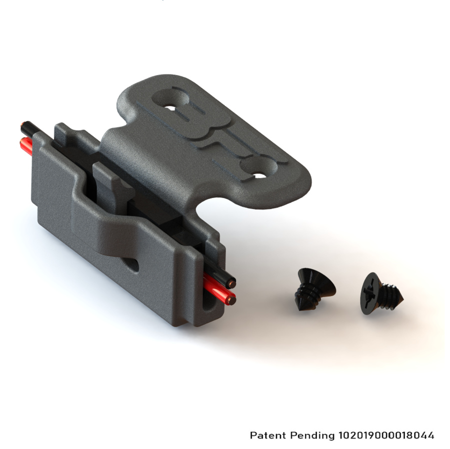 BF - Battery Connector Holder for Agama