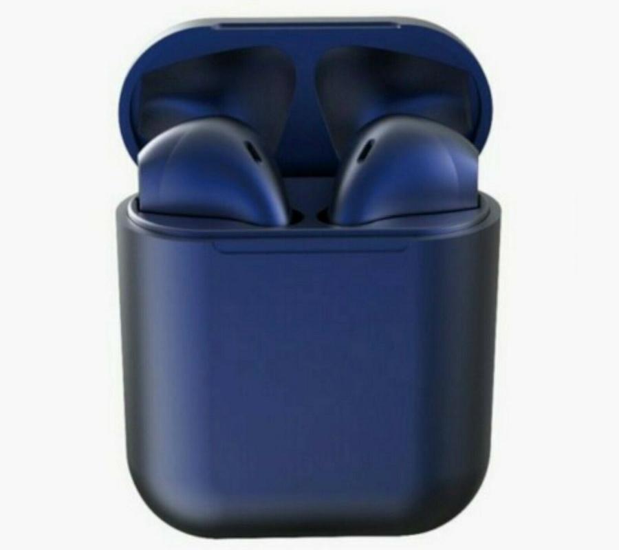 CUFFIE AURICOLARI WIRELESS BLUETOOTH 5.0 con CONTROLLI TOUCH e POP UP SPORT AUTO