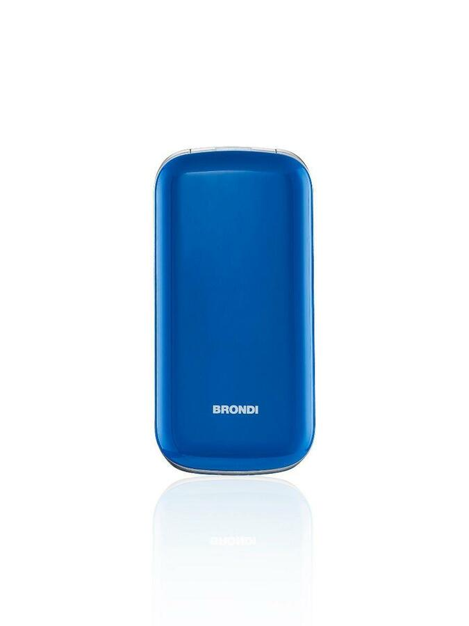 BRONDI cellulari Stone BLU - ARANCIONE - BIANCO - NERO