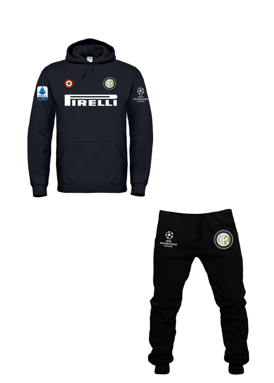 Tuta Con Cappuccio Ufficiale Bambino A.C Milan XL, 10 ANNI, 140CM ...
