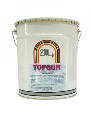Top Gum Guaina liquida calpestabile Impermeabilizzante elastomerica