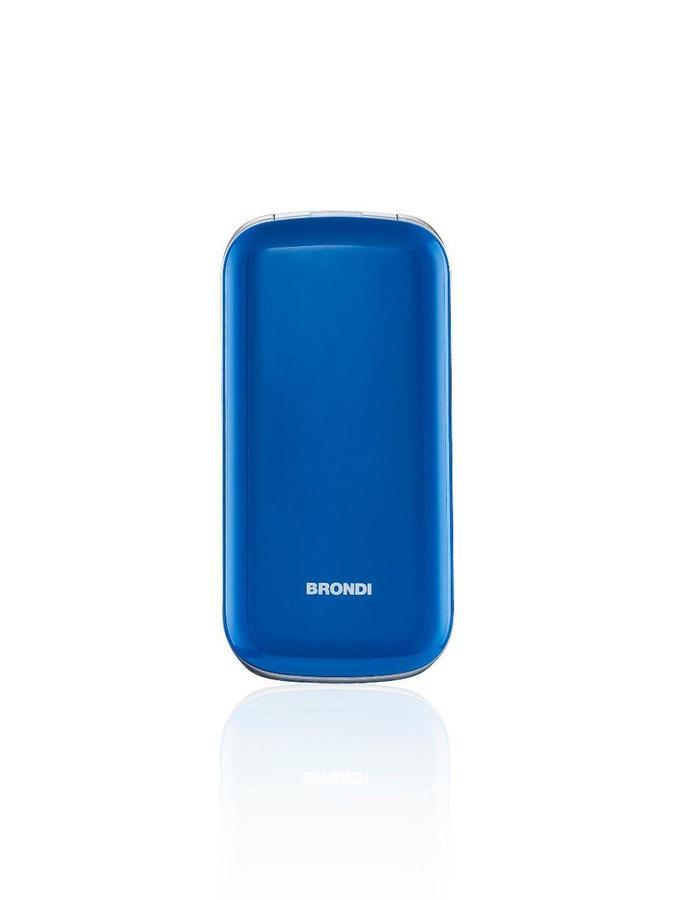 Cellulare Brondi Stone / Nero - Bianco - Arancione - Blu
