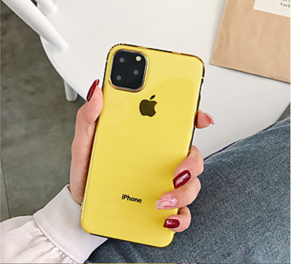 CUSTODIA PER APPLE IPHONE 6/6S PLUS COVER PROTETTIVA IN SILICONE VARI COLORI