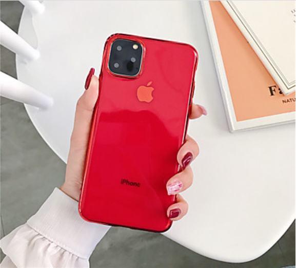 CUSTODIA PER APPLE IPHONE 8 PLUS COVER PROTETTIVA IN SILICONE VARI COLORI
