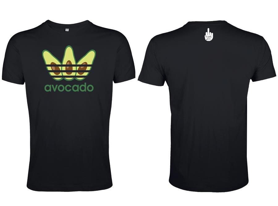 FakeOff! T-shirt Avocado