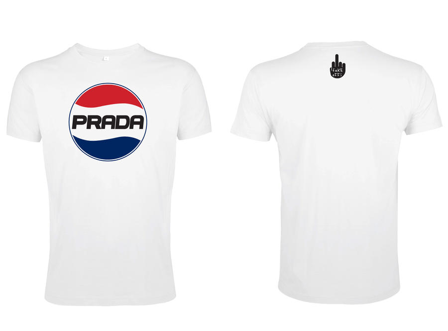 T-shirt Uomo PEPSIPRADA