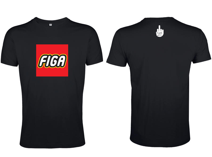 T-shirt Uomo LEGAFIGA