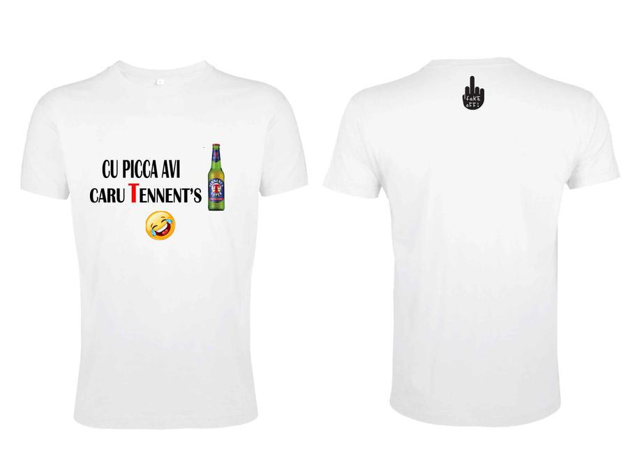 T-shirt cu picca iavi